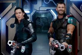 In - Broadcasting News Ragnarok Loki Abc australian Thor Cage Corporation As Nicolas