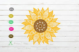 Also you can search for other artwork with our tools. Sunflower Cut File Graphic By Scmdesign Creative Fabrica