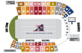 Montreal Stade Percival Molson Stadium 25 012