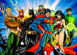 The Justice League By J Skipper