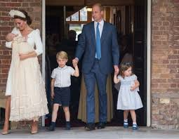 What Are Prince George Princess Charlotte And Prince Louis