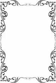 Орнаментальные черно белые рамочки ч Орнаментальные Черно  Или скачать архив векторных файлов этих рамочек
