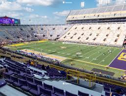 Lsu Tiger Stadium Section 423 Seat Views Seatgeek