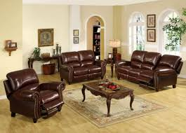 Leather Living Room Sets For Sofa Chair Sets Brown Chairs For Living Room With Torricella