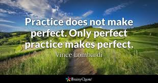 Practice Quotes BrainyQuote Extraordinary Practice Quotes
