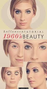 tutorial 1960 s beauty
