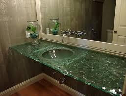 glass bathroom sinks. Unthinkable Glass Bathroom Sinks Slumped Vanity Contemporary Seattle Sink And Vanities Uk E