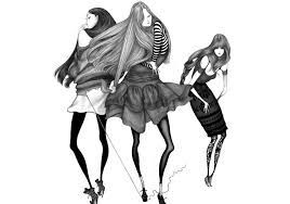 Laura Laine The Fashion Illustrator
