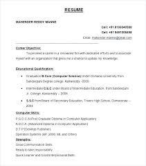 Resume Formatting Unique Resume Formatting 28 Ifest Info Resume Templates Ideas Resume