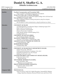Administration Business Administration Resume