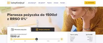 Darmowe Chwilówki 0 zł w Łatwy Kredyt - Banki24 Opinie