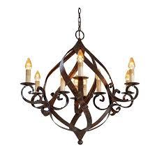 chandelier glamorous rustic wrought iron chandelier farmhouse lowes ball dark brown shape wirh white rustic iron chandelier l37
