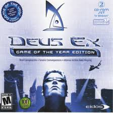 Deus Ex: <b>Game of</b> the Year Edition Soundtrack — Википедия