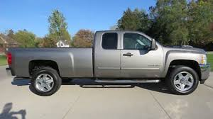 Chevrolet Silverado 2500 Hd Extended Cab Lt For Sale ▷ Used Cars ...