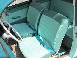 vw bug upholstery