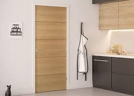 interior doors. Flush Interior Doors