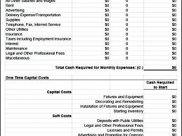 Monthly Business Expenses Spreadsheet Template Small Expense ...