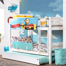 triple bunk bed with trundle uk sleeper