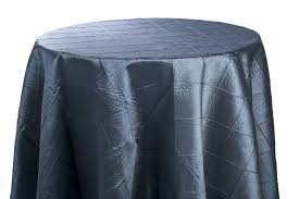 120 round tablecloth pintuck