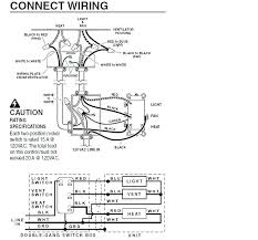 exhaust hood wiring diagram cybergift us broan fan wire diagram