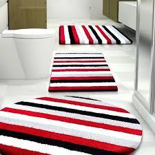 black and white bathroom rugs gray bathroom rug sets ideas red bathroom rugs black and white bathroom rugs