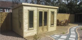 timber garden office. Palmako Log Cabins; Wooden Garden Office Timber W