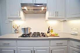 Subway Tile Kitchen Backsplash Glass Subway Tile Kitchen Backsplash Light Fixtures Grey Sleek