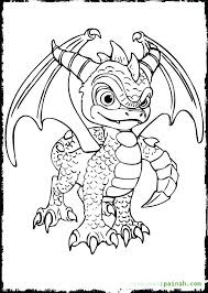 Skylanders Coloring Pages Spyro Coloring Pages Coloring Pages