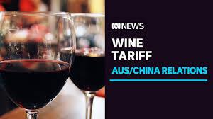 China to impose huge 'anti-dumping' tariffs up to 200% on Australian wine |  ABC News - YouTube