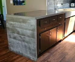 cement countertops cost concrete cost medium size of how much does a butcher block counter cost cement countertops cost