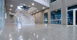 what s an average cost of polished concrete per square foot and how does it compare to other commercial flooring solutions