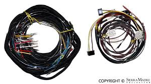 porsche parts complete wiring harness 911 912 65 68 back to list