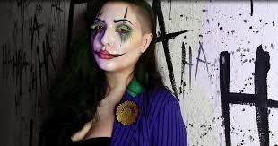 spirit on twitter watch this clic joker makeup tutorial for a crazy cute look this s t co 1gljjx4x0z