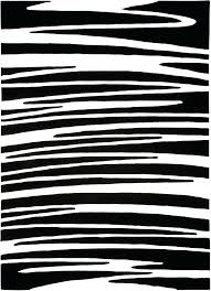 black and white modern rug black and white contemporary rug contemporary optical art black white modern rug black white area rugs black and white