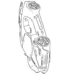 Ya el bugatti es muy parecido a la realidad. Dibujos Para Colorear Bugatti Divo Dibujosparaimprimir Es