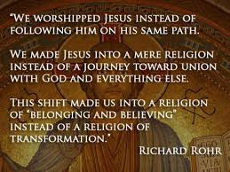 Christian Mystic Quotes Best Of Worshiping Instead Of Following James McGrath