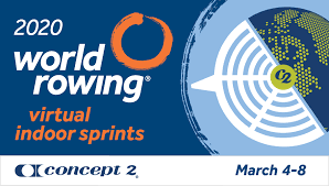 Concept2 Logbook | World Rowing Indoor Sprints 2020 Men's Overall Results