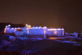 Amber Fort Light Show Tickets Amer Light And Sound Show Jaipur Timings And More Holidify