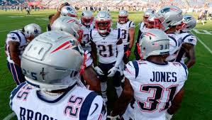 Unsung Duron Harmon helping Patriots secondary stand out - The Boston Globe