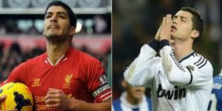 Ronaldo dan Suarez