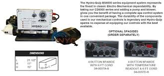 hydroquip air button es6000 systems parts inyopools com hydro quip wiring diagram hydroquip air button es6000 systems diagram