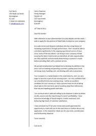 sales associate cover letter retail cover letter sales consultant