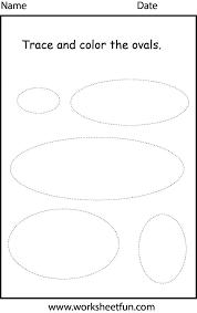 √ Easter Kindergarten Worksheets and Kindergarten Shapes Worksheets ...