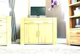 hidden desk furniture. Hideaway Office Furniture Hidden Computer Desks For Home Desk Cabinet C