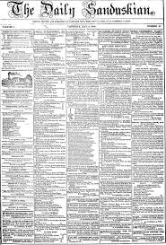 Newspaper GenealogyBank Adds Sandusky Register 2424 Ohio Newspaper 13