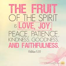 Faithful Christian Quotes Best Of 24 Fruits Of God's Spirit We Bear ChristianQuotes