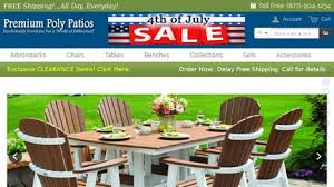 poly lumber furniture.  Lumber Premium Poly Patios Reviews  15 Of Polylumberfurniturecom   Sitejabber Inside Lumber Furniture Y