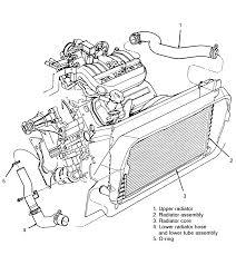 Radiator hose and idler question taurus car club of america ford rh taurusclub ford taurus engine diagram ford taurus engine diagram
