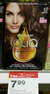 Garnier olia is unlike any other traditional, permanent hair color. 3 Garnier Olia Hair Color Coupon Target Deal Familysavings