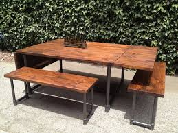 500 Best Pipe Tables Images On Pinterest  Pipe Table Pipes And Pipe Outdoor Furniture